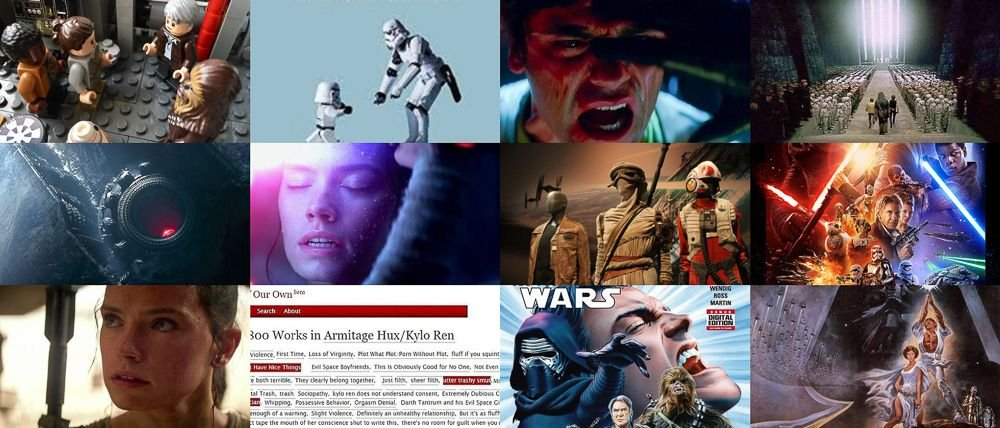 ISSUE 12: STAR WARS: THE FORCE AWAKENS: NARRATIVE, CHARACTERS, EVENT, AND MEDIA